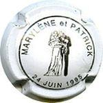 Capsule MARYLENE et PATRICK 24 JUIN 1995 Inconnue132 895