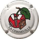 Capsule LA CERISEUILLE MAI CHAMPAGNE La FÊTE du TRAVAIL CERSEUIL MATHELIN 1856