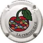 Capsule LA CERISEUILLE MARS CHAMPAGNE CARNAVAL CERSEUIL MATHELIN 1854