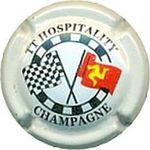 Capsule TT HOSPITALITY CHAMPAGNE MATHELIN 1031