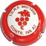 Capsule I.C.R.F. MO/1959 CONTR. IVA A2 F.A.S. s.r.l. MESSORI ERIO 1126