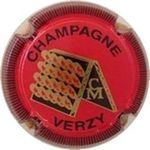 Capsule CHAMPAGNE VERZY CM MICHEL Chistophe 515