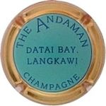 Capsule THE ANDAMAN CHAMPAGNE DATAI BAY. LANGKAWI MIGNON Pierre 517