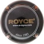 Capsule ROYCE' www.e-royce.com since 1983 MIGNON Pierre 519