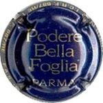 Capsule Podere Bella Foglia PARMA I.C.R.F. 687/RE F.A.S. S.R.L. CONTR. IVA A/2 MONTE DELLE VIGNE 1114