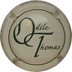 Capsule Odile Thomas CHAMPAGNE 23 Aout 2008 Anneux Cuisles MOUSSE Fils 766