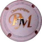 Capsule Champagne PM MOUTARDIER Philippe 916