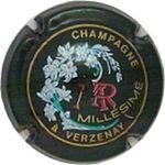 Capsule CHAMPAGNE MILLESIME MR à VERZENAY MOUZON-RIVIERE 530