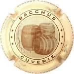 Capsule CUVERIE BACCHUS NOGENT L'ABBESSE CERNAY LES REIMS NOGENT-CERNAY 1897