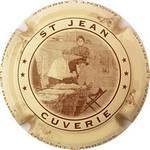 Capsule CUVERIE ST JEAN NOGENT L'ABBESSE CERNAY LES REIMS NOGENT-CERNAY 1899