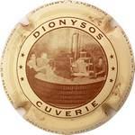 Capsule CUVERIE DIONYSOS NOGENT L'ABBESSE CERNAY LES REIMS NOGENT-CERNAY 1901