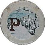 Capsule P St Vincent LES 12 MOIS DU VIGNERON EN CHAMPAGNE JANVIER PASSY-GRIGNY 1080