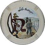 Capsule N Le buttage LES 12 MOIS DU VIGNERON EN CHAMPAGNE NOVEMBRE PASSY-GRIGNY 1090