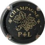 Capsule CHAMPAGNE P L PAUL 539