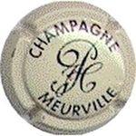 Capsule CHAMPAGNE MEURVILLE P JC PERRON Jean-Claude 541