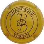 Capsule CHAMPAGNE VERTUS PB PERROT-BOULONNAIS 542