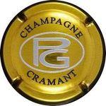 Capsule CHAMPAGNE PG CRAMANT GLAVIER Philippe 1742