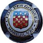 Capsule CLOS DES GOISSES - MAREUIL s/ AY PHILIPPONNAT 545