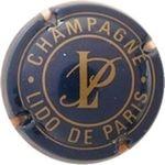 Capsule CHAMPAGNE LIDO DE PARIS LP PIERLOT Jules - LIDO DE PARIS 549