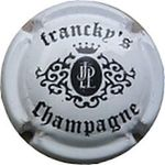 Capsule francky's CHAMPAGNE PIERRON-LEGLISE 1526