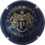Capsule P CUVEE St ROMAIN BLANC DE BLANCS PREVOTEAU 1527