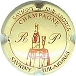 Capsule SAVIGNY-SUR-ARDRES CHAMPAGNE RP RADIN-PINTAT 561