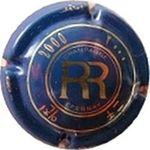 Capsule 2000 CHAMPAGNE EPERNAY RR RENAUDIN 565