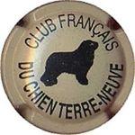 Capsule CLUB FRANCAIS DU CHIEN TERRE NEUVE RIGOT-CAILLEZ 568