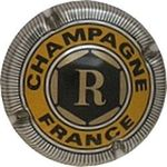 Capsule CHAMPAGNE FRANCE R ROTHSCHILD 571