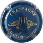 Capsule CHAMPAGNE DU CLOS PIGEON ROULOT-CALLOT Martial 572
