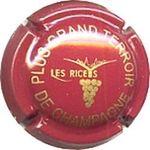 Capsule LE PLUS GRAND TERROIR DE CHAMPAGNE LES RICEYS ROUTE DU CHAMPAGNE 898