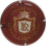 Capsule CHAMPAGNE ALBAN d'HERVELON ER RUDLOFF Eric 680