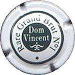 Capsule Rare Grand Brut N°1 Dom Vincent S.I.C.A. SAINT-BRIS-LE-VINEUX 1383