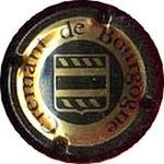 Capsule Crémant de Bourgogne S.I.C.A. SAINT-BRIS-LE-VINEUX 1382