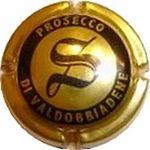 Capsule PROSECCO DI VALDOBBIADENE S SPAGNOL Eli e Orazio 972