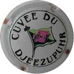 Capsule CUVEE DU DJEEZUPUHR TAITTINGER 594