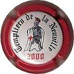 Capsule Templiers de la Neuville 2000 1263