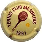 Capsule TENNIS CLUB MESNILOIS 1991 TENNIS CLUB de Mesnil-sur-Oger 1176