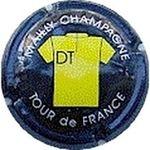 Capsule MAILLY CHAMPAGNE TOUR de FRANCE DT THIBAUT Daniel 602