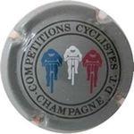 Capsule COMPETITION CYCLISTE CHAMPAGNE D.T. THIBAUT Daniel 601