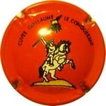 Capsule CUVEE GUILLAUME LE CONQUERANT THIBAUT Daniel 1048