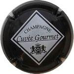 Capsule CHAMPAGNE CUVEE GOURMET THIENOT Alain 604