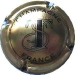 Capsule TS CHAMPAGNE FRANCE TRIBAUT Schloesser 1529