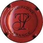 Capsule TS CHAMPAGNE FRANCE TRIBAUT Schloesser 1530