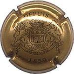 Capsule DEPUIS 1859 GRANDE CUVEE CAVES LOUIS DE GRENELLE 650