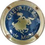 Capsule CHEVALIERS De Malte CGVM 649