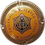 Capsule TRILENNIUM RESERVED CUVEE AN 2000 VCP CLICQUOT-PONSARDIN (Veuve) 1304