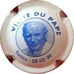 Capsule VISITE DU PAPE Reims - 22-09-96 1391