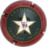 Capsule CHAMPAGNE CRAMANT FRANCE WB WANNER-BOUGE 632