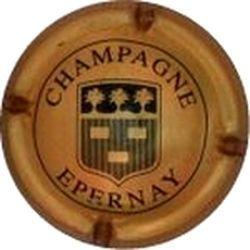 CAPSULE DE CHAMPAGNE EPERNAY*